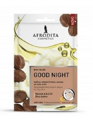 Why Mask GOOD NIGHT maseczka regenerująca na noc 2x6ml Afrodita K-5641
