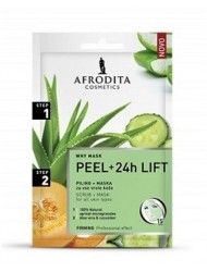 Why Mask PEEL 24-Lift peeling + maseczka liftingująca 2x6ml Afrodita K-5642