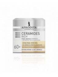 Ceramides Rich krem na dzień 60+ Afrodita K5673