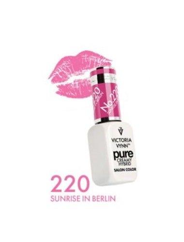 Pure Creamy Hybrid kolor 220 C Sunrise in Berlin Victoria Vynn hybryda