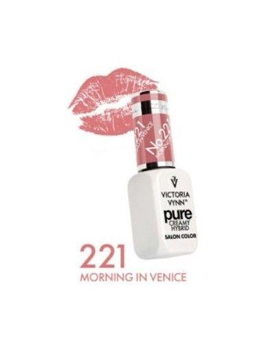 Pure Creamy Hybrid kolor 221 C Morning in Venice Victoria Vynn hybryda